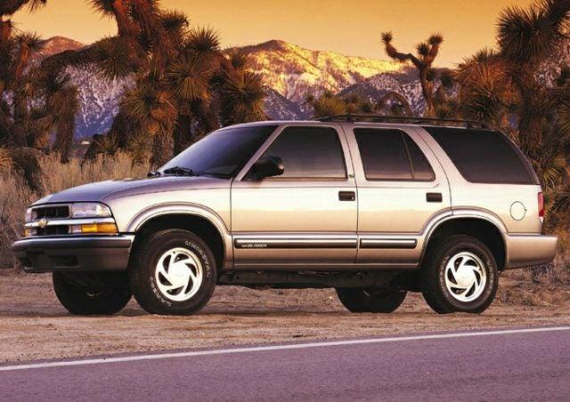2001 Chevrolet Blazer Lt Newark Oh Columbus Groveport Zanesville
